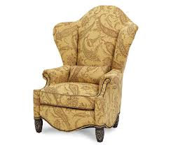 essex manor high back wing chair los angeles furniture online