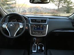 nissan sedan 2016 interior 2016 nissan altima sl review us quick drive caradvice