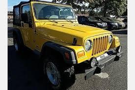 edmunds jeep wrangler used jeep wrangler for sale in alexandria va edmunds