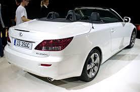 lexus diesel convertible lexus is 250c