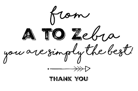 zebra popcorn gift and printable thank you card brie brie blooms