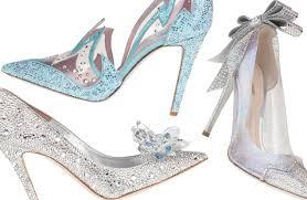 Wedding Shoes Harrods Harrods Cinderella Glass Slippers Global Blue