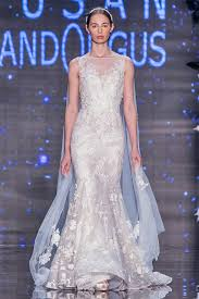 designer wedding gown lusan mandongus chic designer wedding dresses