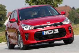 new kia rio revealed latest on kia u0027s upcoming fiesta rival by car
