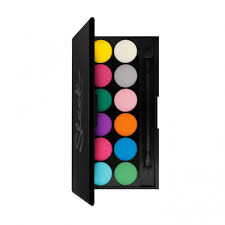 i divine eyeshadow palette in ultra mattes v1