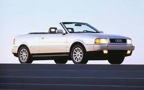 audi cabriolet convertible used 1998 audi cabriolet convertible pricing for sale edmunds