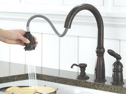 delta kitchen faucets rubbed bronze kitchen faucets delta leland kitchen faucet bronze stainless