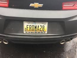 Vanity Playes Booger And 27 400 Other Words Banned From Michigan Vanity Plates