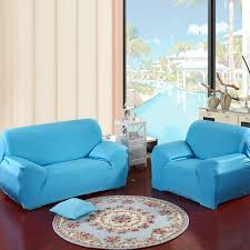 Stretch Sofa Covers by Spandex Stretch Sofa Cover Elasticity Couch Cover Sofa Furniture