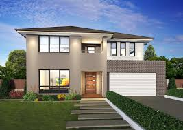 One Floor House by Awesome One Floor House Designs 7 Huntingdale Classic Facade New