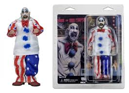 captain spaulding costume neca s house of 1000 corpses 8 clothed captain spaulding