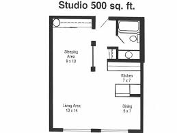 500 Square Foot Apartment 500 Sq Ft Home Plans Amazing House Plans