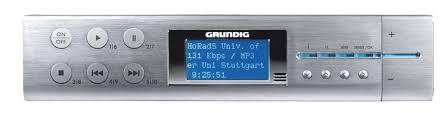 grundig sonoclock 890 web internetradio audio foto bild - Internetradio Küche