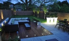 backyard recessed deck lighting doherty house fabulous