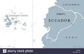 Map Of South America Labeled by Galapagos Islands Map Stock Photos U0026 Galapagos Islands Map Stock