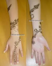 flower and vine henna copy me