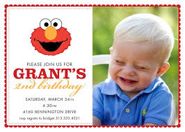 template free elmo birthday invitations canada with card hd size