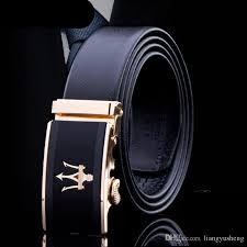 designer belts new designer crown belt luxury car automatic fish spear belts