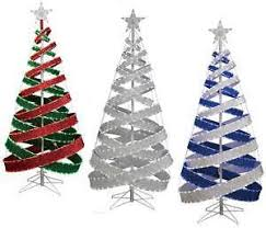 Christmas Yard Decorations On Ebay by Outdoor Christmas Tree Ebay