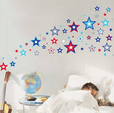 Stars Home Decor by Decor Stars For Walls Decorating Style Home Design Classy Simple