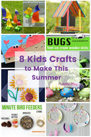 8 kids crafts to make this summer marvelous moms club