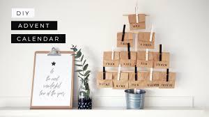 diy advent calendar christmas gift ideas youtube