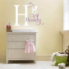 Nursery Name Wall Decals by Online Get Cheap Deer Wall Decal Aliexpress Com Alibaba Group
