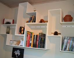 imposing wall mount shelf system for av components tags wall