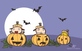 adorable halloween background cute halloween wallpaper 1280x1024