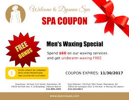 spa coupons