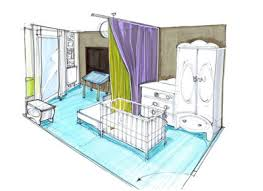 amenager une chambre pour deux enfants diviser une chambre en deux maison design sibfa com