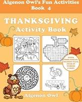 shopping s deal on thanksgiving activity book