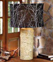Floor Lamp Tree Branches Rustic Lamps U0026 Cabin Lighting Black Forest Décor
