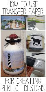 25 unique transfer paper ideas on diy glass etching