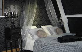 chambre baroque noir et chambre style baroque chic visite maison normandie maison d