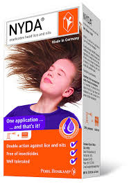 Will Lice Treatment Ruin Hair Color Buy Nyda Head Lice Remover Hair Treatment Online At Low Prices