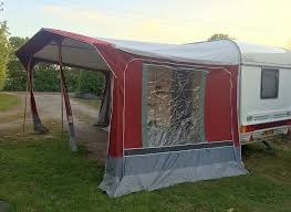 Annex For Caravan Awning Caravan Awning Trio Sport Mexico Size 875 Complete With