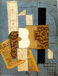Picasso Still Life With Chair Caning 1912 Cubism Part 2