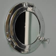 Ebay Bathroom Mirrors Gorgeous Nautical Bathroom Mirror On Port Mirror