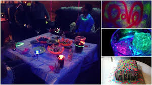 neon party ideas my 19th neon birthday party helium