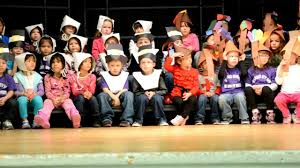 kindergarten thanksgiving play