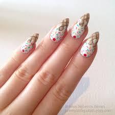 ice cream stiletto nails google search nail art pinterest