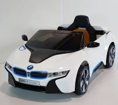 bmw battery car bmw i8 je168 ride on car remote battery operated 12