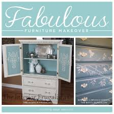 fabulous furniture makeovers stencil stories