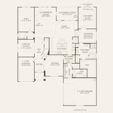 second empire floor plans empire at heritage oaks at pearson place in pulte
