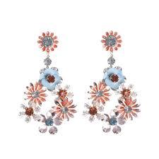 statement earrings trending