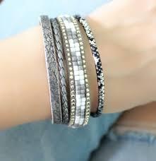 moda boho pulsera moda boho chic cuero relojes moda mujer