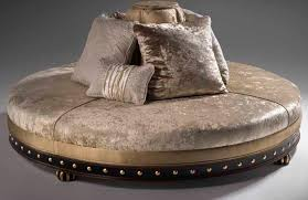 canape forme ronde meubles baroques meubles sur mesure hifigeny