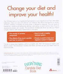 the everything candida diet book improve your immunity by