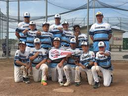 baseball team tournament pics